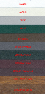 Cartella colori 150