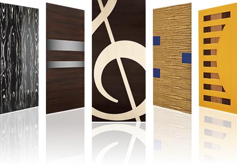 Coll. Art, Wood, Geometri, Seasons, e Wild