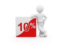 10 per cento 200h